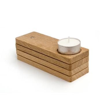 Lessing - advent fan - 1candle