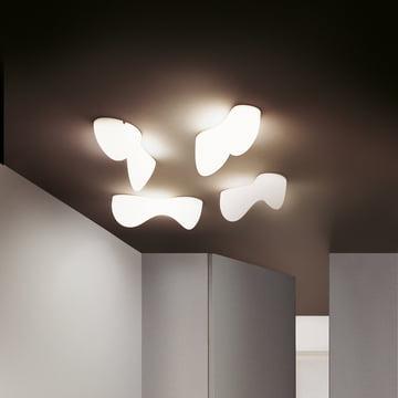 Foscarini - Blob S ceiling lamp