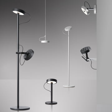 Belux - U-Turn Floor and Reading Lamp, collection