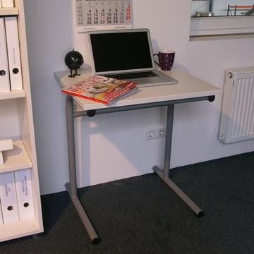 Flötotto - School Table, T-frame