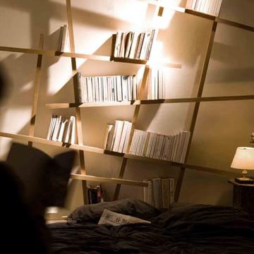 Edition Compagnie - Mikado bookshelf