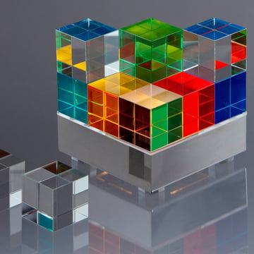 Tecnolumen - Cube Light, colours - incomplete