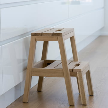 Skagerak - Dania Step Ladder, oak wood