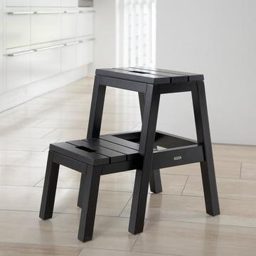 Skagerak - Dania Step Ladder, black