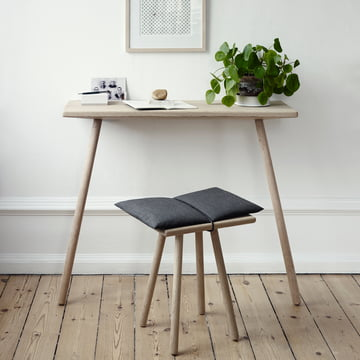 Skagerak - Georg Stool, Console Table, oak wood