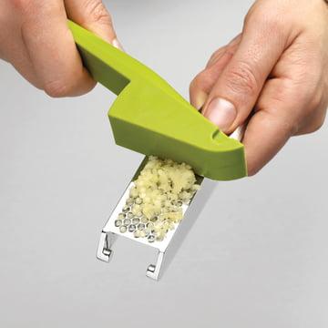 Joseph Joseph - Easy-Press, green - scrape