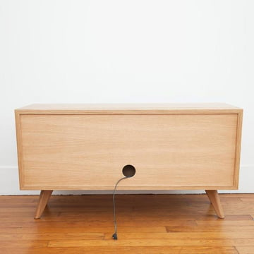 The Hansen Family - Tivoli Remix Sound Sideboard - Backside