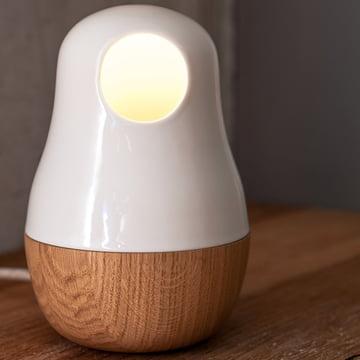 Krools - Babula, table lamp, oak