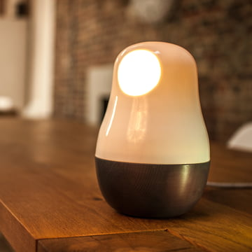 Krools - Babula, table lamp, beech