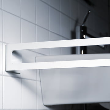 Radius - Puro - towel rail basin