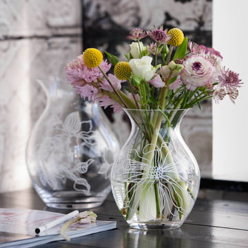 Rosendahl - Saga Magnolia Vase, 19 cm, both sizes