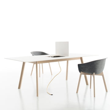 Conmoto - Pad Table / Chairman - open