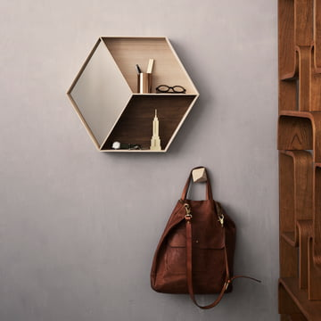 Ferm Living - Wall Wonder Mirror, Marple