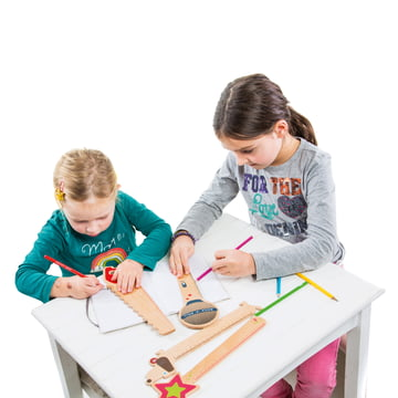 Donkey Products - Funky Rulers - with children