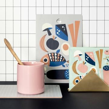 Ferm Living - Grocery Paper Napkins