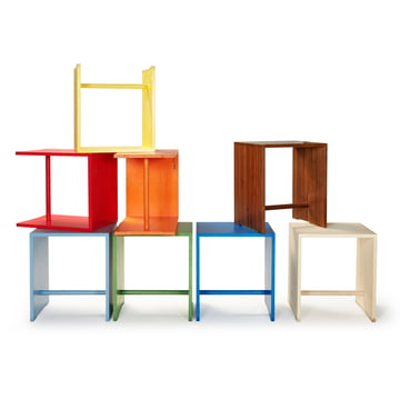 wb form - Ulmer Stool - all colours
