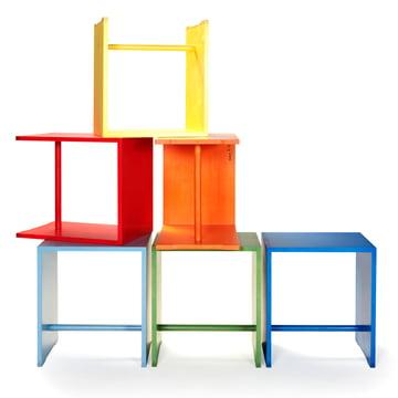 wb form - Ulmer Stool, colours