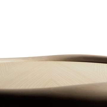 Hay - Serve Table, beech