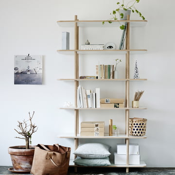 Skagerak - DO Shelf, 6 compartments