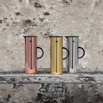 Stelton - Insulated flask EM 77, 1 l - Metal
