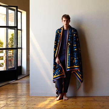 Zuzunaga - Tokyo 2 woollen blanket
