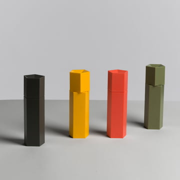 Hay - Ori salt and pepper grinder - group
