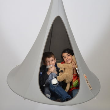 Cacoon - Bonsai Hanging Chair, grey