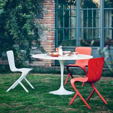 Knoll - Washington Skin Chair