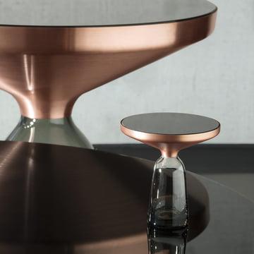 ClassiCon - Bell side table miniature, quartz grey