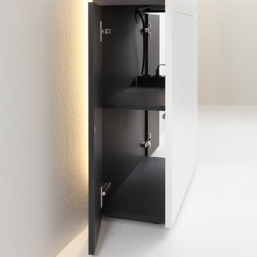 smaider bureau by Urban Favourites with side flap