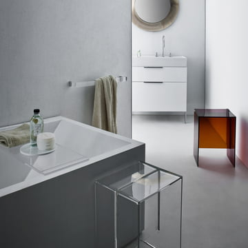 The Max Beam Stool And Side Table By Kartell
