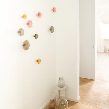 Schönbuch - Bulb Wall Hook, different colours