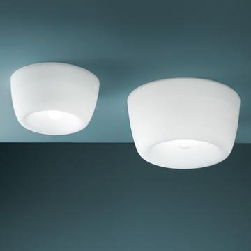 FontanaArte - Amélie Ceiling Lamp, white