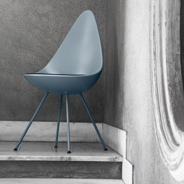 Fritz Hansen - Drop Chair