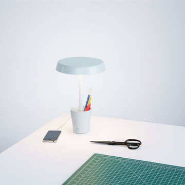 Umbra Cup Lamp light blue
