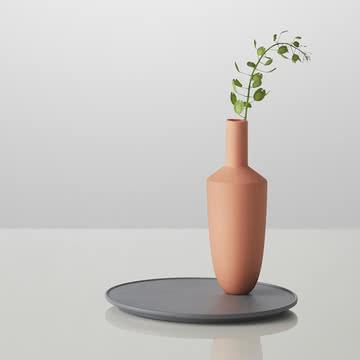 Muuto - Balance Vase (1 Vase-Set), tangerine