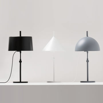Wästberg - Nendo Table Lamps w132, Trio