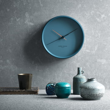 The Henning Koppel Wall Clock Graphic