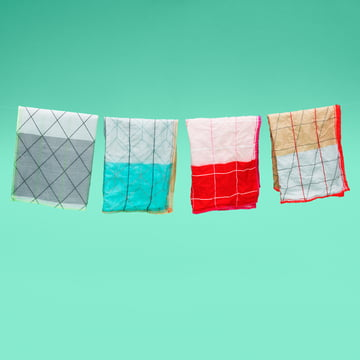 Hay - S&B Colour Cloth Tea Towels