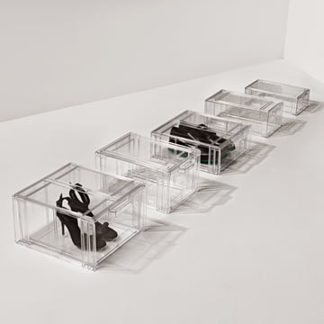 Nomess - Clear Drawer, every size