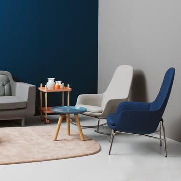 Normann Copenhagen - Era Rocking Chair low, pair