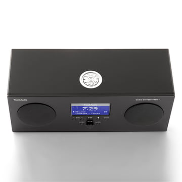 Tivoli Audio - Music System 3+, black