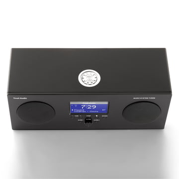 Tivoli Audio - Music System 3, black