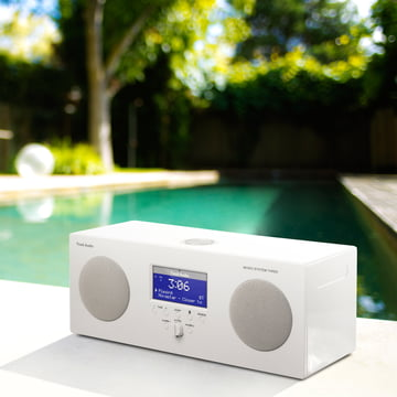 Tivoli Audio - Music System 3, white