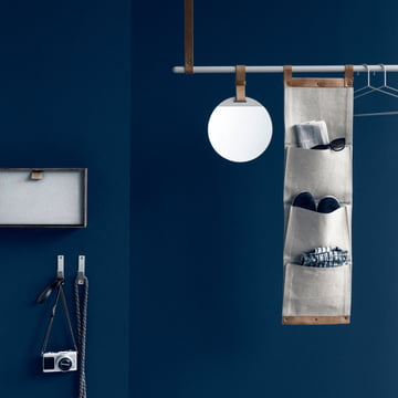 ferm living - Enter Magazine Holder, Enter Mirror