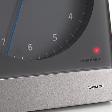 Jacob Jensen - Radio-Controlled Alarm Clock