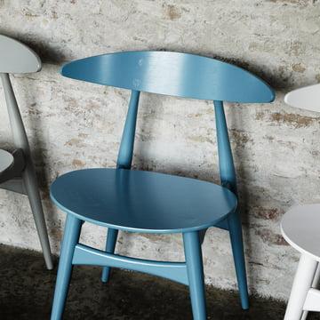 Carl Hansen - CH33 blue