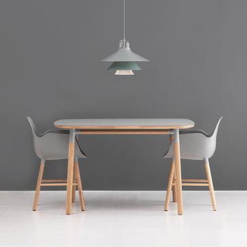 Normann Copenhagen - Form Chair, grey