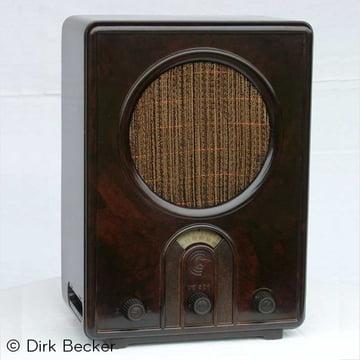 NS-era radio