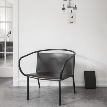 Menu - Afteroom Lounge Chair